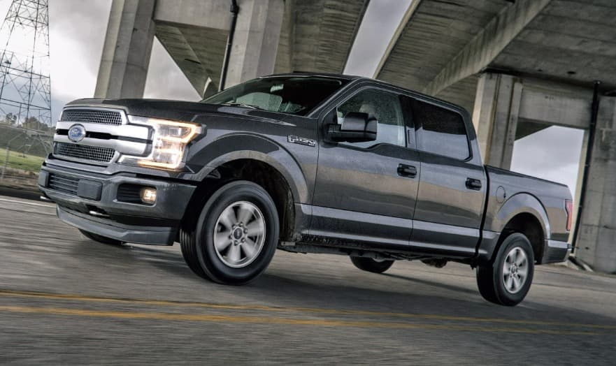 2018 Ford F150 Diesel Towing Capacity