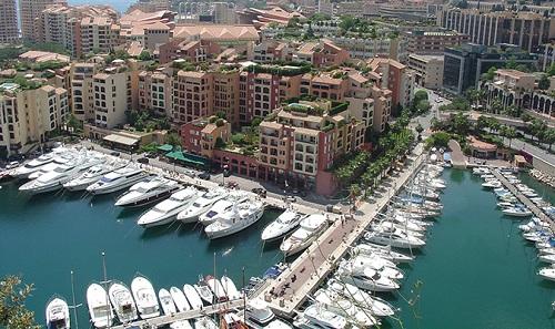 Monaco - xứ sở của những triệu phú.