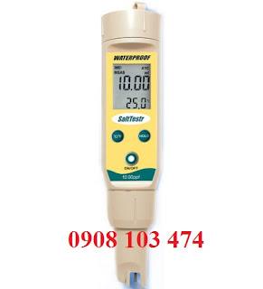Bút đo độ mặn Eutech