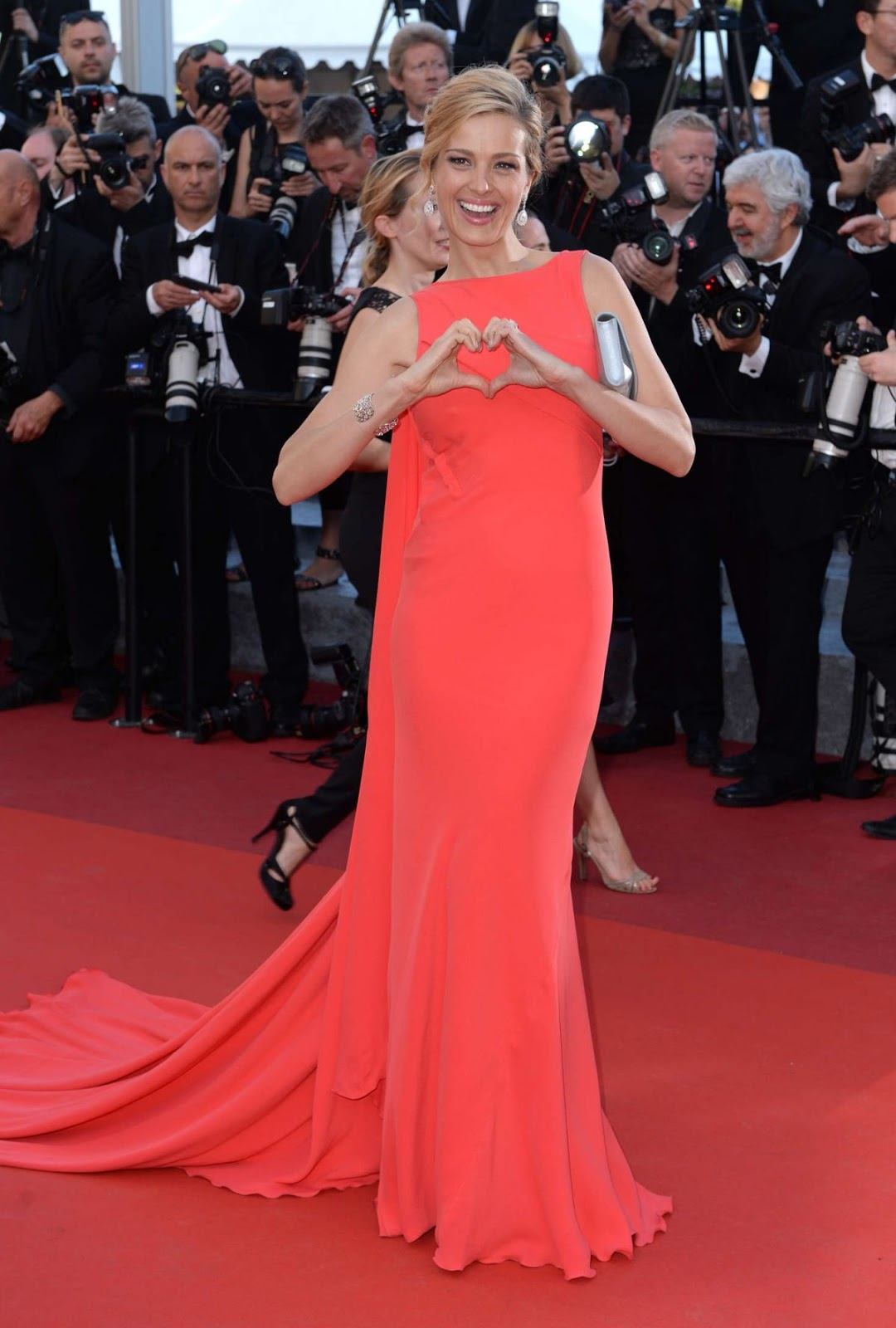 Petra Nemcova at 'From The Land of The Moon' Photocall at 69th Cannes Film Festival