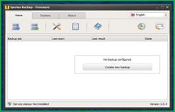 Iperius Backup,un logiciel gratuit de sauvegarde de données