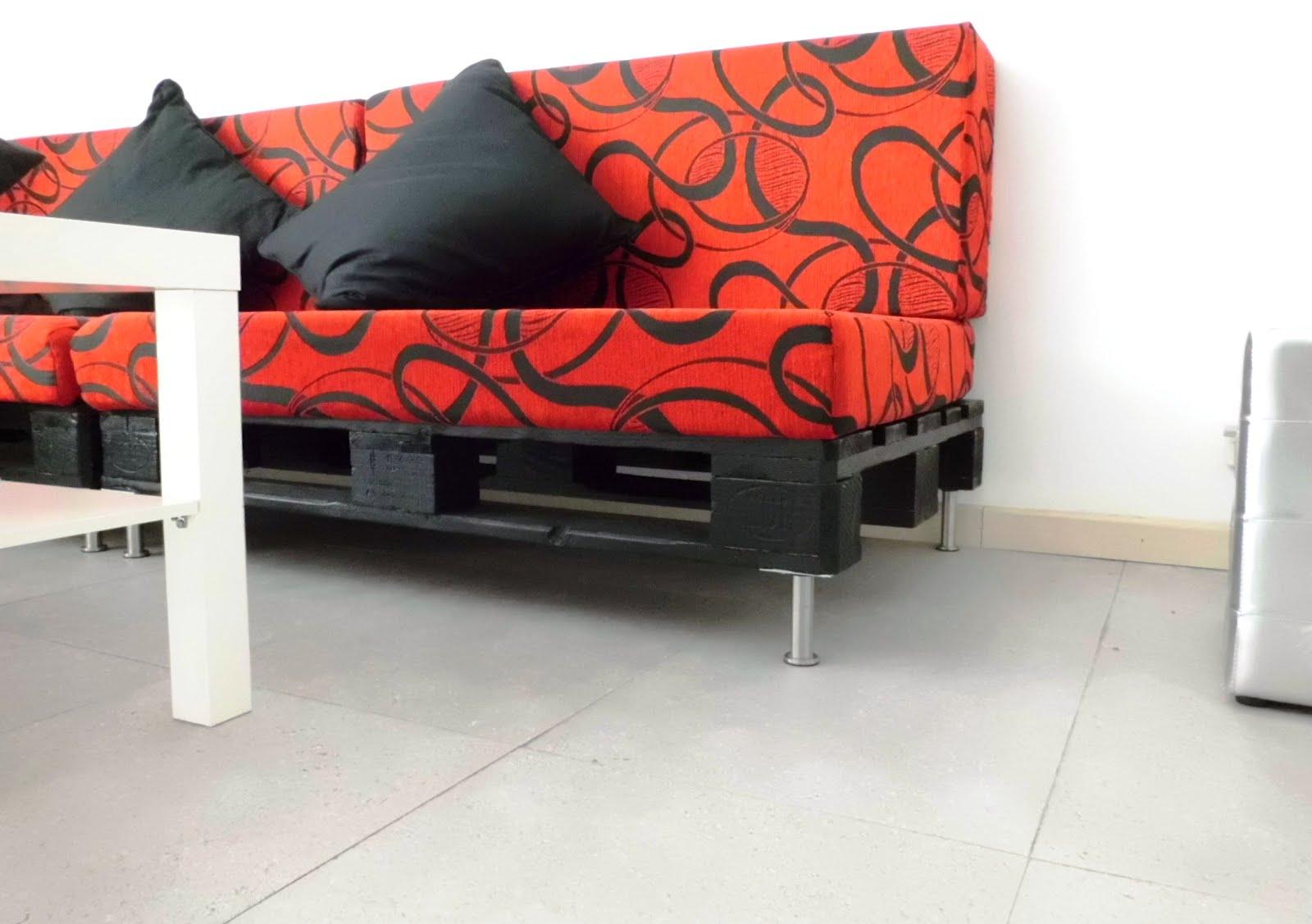 Como Hacer Un Sofa Con Palets De Madera Si Quieres Aprender Cmo Se - Como-hacer-un-sofa-con-palets-de-madera