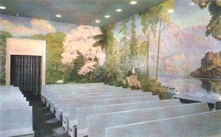 The Trumpet Stone Latter Day Saint Temple Murals Pt 2