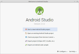 How to install Android Studio on Xubuntu 16.04