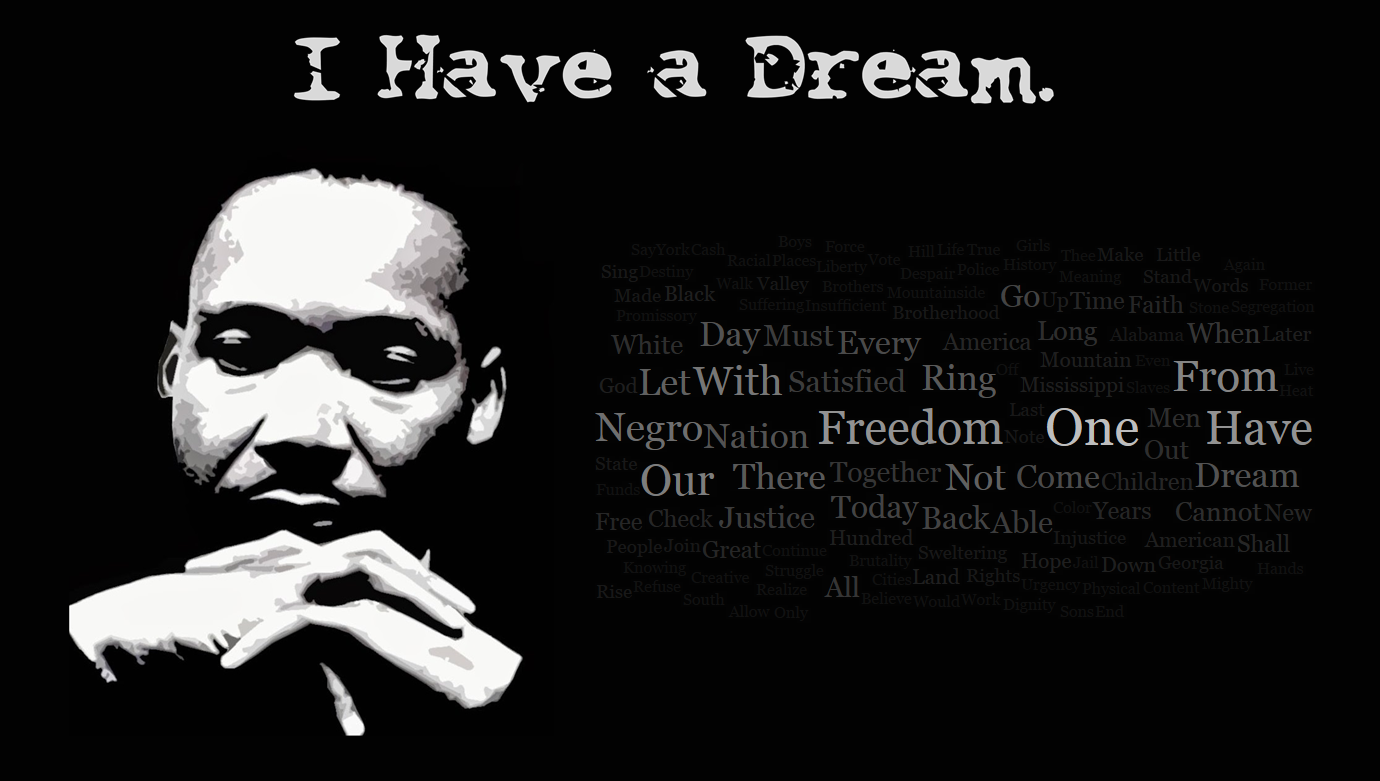 "antithesis in mlk i have a dream speech Each year on this day, i make it a point to listen to dr martin luther king jr's great ""i have a dream"" speech it's electrifying every single time the."