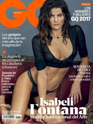 Revista GQ México - Diciembre 2017