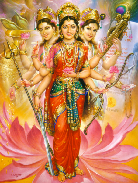 holy trinity hindu personals Perhaps the name alone brings conflict, since it suggests similarity to the holy trinity of christianity  the term hindu trinity is a misnomer,.