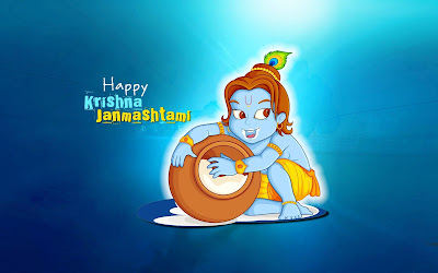 Happy krishnashtmi