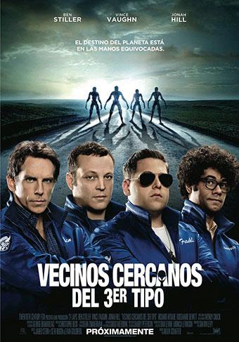Vecinos Cercanos Del Tercer Tipo DVDRip Español Latino Película 2012