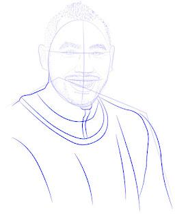 Langkah 10. Super Simpel Menggambar Dimitri Payet