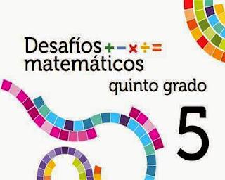 Desafíos Matemáticos 5to grado 2014-2015 Soluciones