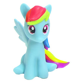 MLP Magic Bath Figures Rainbow Dash Figure by IMC Toys