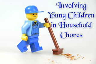 Involving Young Children in Household Chores