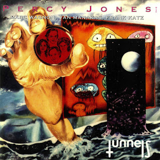 Tunnels - 1993 - Percy Jones With Tunnels