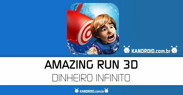 Corrida incrível 3D