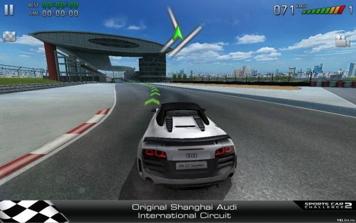 Game Balap Android Offline Sports Car Challenge 2 Apk