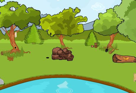 Play MouseCity Woodland Escape