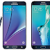 First official render of the Galaxy Note 5 and Galaxy S6 edge+ appear