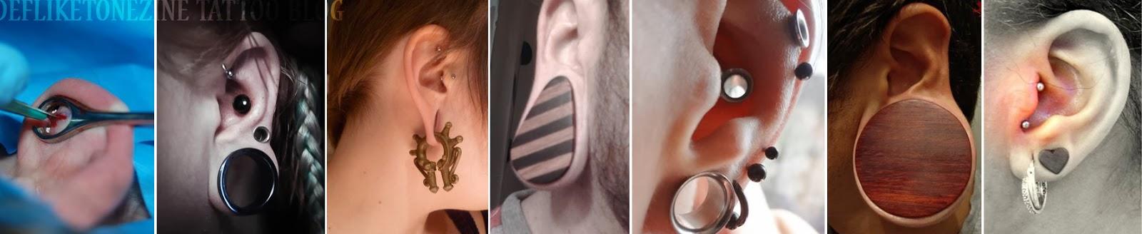 Эротические фотографии девушек с тонелью в мочке уха — photo 2