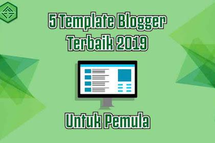 5 Template Blog Terbaik Untuk Blogger Pemula