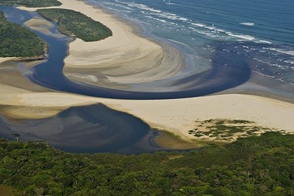 Destinos para Lua de mel - Sudeste do Brasil bertioga sao paulo