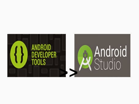 ADT Eclipse ke Android Studio
