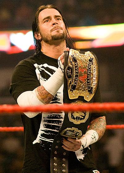 CM Wrestler Punk | Champion | Stars Sports