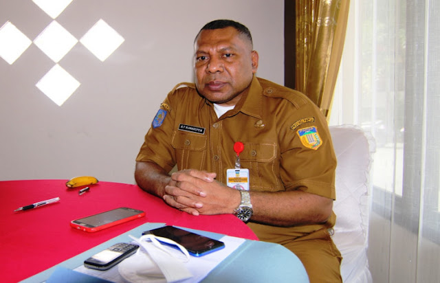 Ridwan Rumasukun Umumkan Dokter Asli Papua Lulus Administrasi Beasiswa Dokter Spesialis Afirmasi Otsus 2020