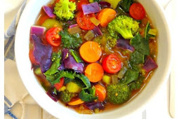 Cleansing Detox Soup Recipes
