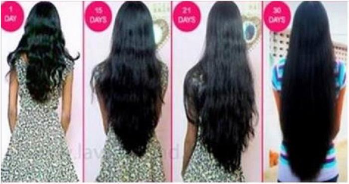 Astuce pour avoir des cheveux long plus vite