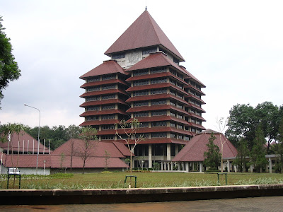 Fasiltas Di Universitas Indonesia