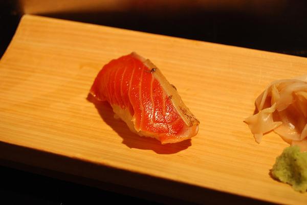 ซูชิปลาเทร้าต์, มาสึซูชิ (Masu Nigiri)