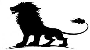 fabula el leon preso y el labrador