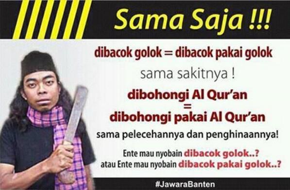 "Kumpulan Meme Ahok ""Dibohongi Pakai Al Quran"" yang Makjleb Banget! : Detikberita.co Terbaru Hari Ini"