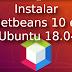 Instalar netbeans 10 en ubuntu 18.04