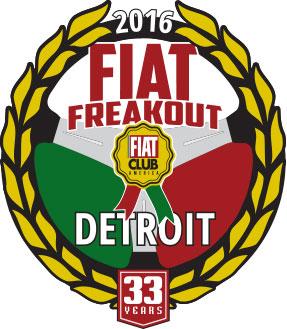 2016 Fiat FreakOut Logo