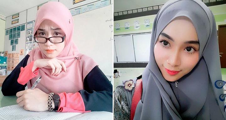 Cikgu cantik Malaysia