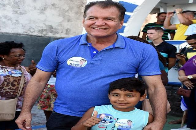 Adailton Martins inaugura comitês em Aracaju e Barra dos Coqueiros