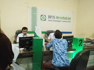 Kantor Cabang Utama KCU BPJS Kesehatan kota Yogyakarta