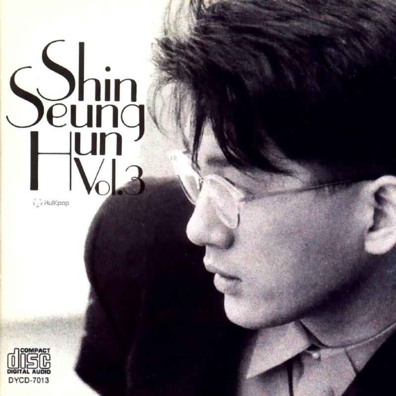 Shin Seung Hun – Vol.3 Shin Seung Hun