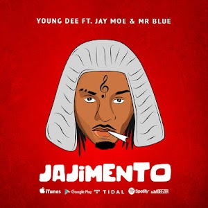 Download Audio   Young Dee Ft. Jay Moe & Mr Blue - Jajimento