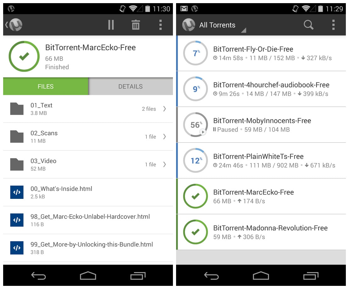 utorrent pro apk free download pc