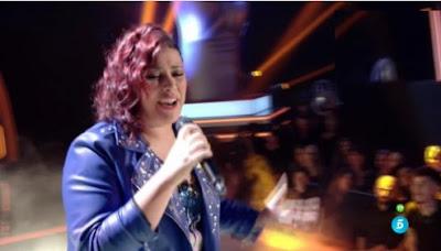 Charo: Espérame. Semifinal La Voz 2017