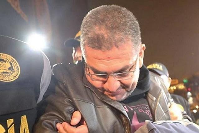 Walter Ríos Montalvo fue trasladado al penal Ancón I