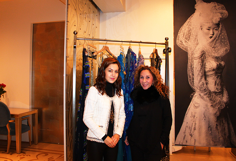 Reem Acra Interview New York