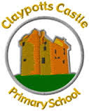 Claypotts Castle Primary School Badge