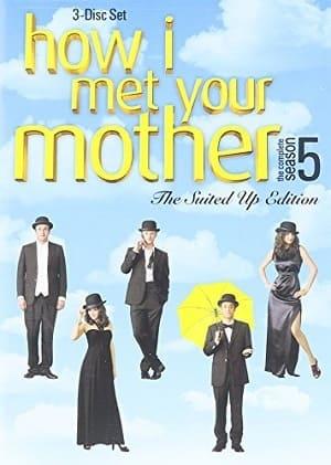 Série Como Eu Conheci Sua Mãe - 5ª Temporada 2009 Torrent