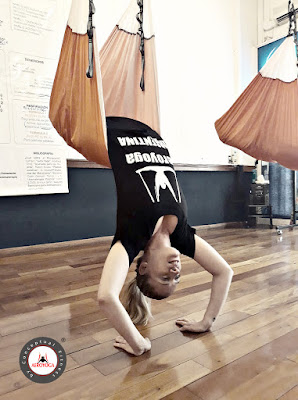 aerial yoga teacher training