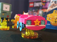LEGO Dimensions Video Game Fall 2016 Preview Adventure Time Team Pack Lumpy Space Princess Car