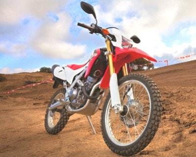 Trail Honda Terbaru CRF250L